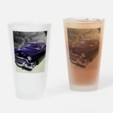 cadillacsquare Drinking Glass