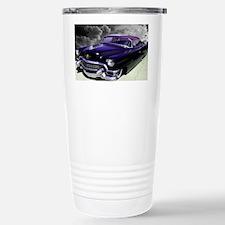 cadillacsquare Stainless Steel Travel Mug
