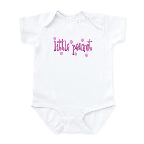 Little Peanut -girls Infant Bodysuit