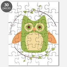 OWL baby Puzzle