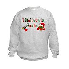 I believe in Santa Sweatshirt