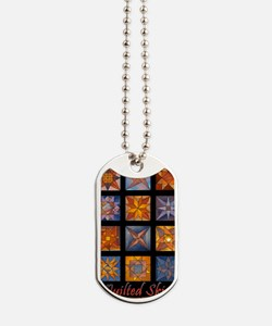 QuiltedSkies Dog Tags