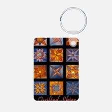QuiltedSkies Keychains