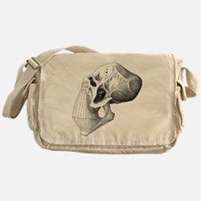 10x10_ap  white-death Messenger Bag
