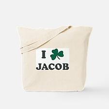 I Shamrock JACOB Tote Bag