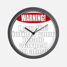cp_imam_dk Wall Clock