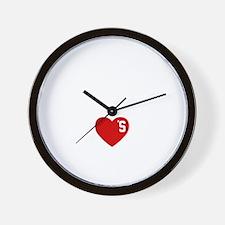 thisGIRL-phil-2 Wall Clock