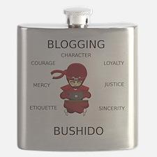 BlogginBushido Flask