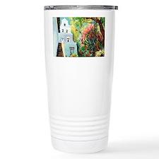 mission San Diego by RD Riccobo Travel Mug