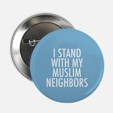 "Stand with Muslims 2.25"" Button"