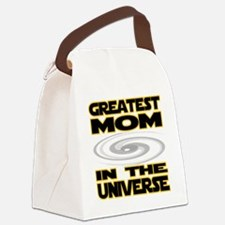 greatest mom univiverse Canvas Lunch Bag