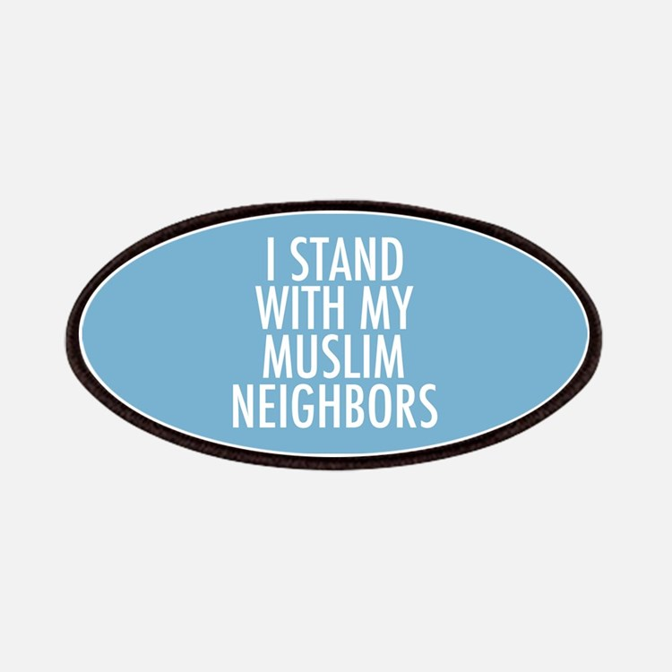 Stand with Muslims Patch
