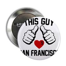 """thisGUY-SF-2 2.25"""" Button"""