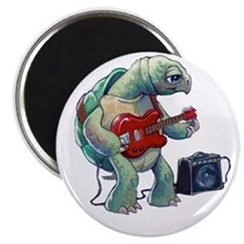 Turtle Tuning Guitar Magnet