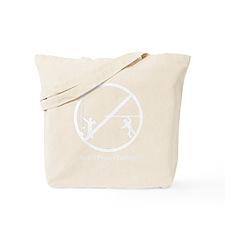NoPhoneWhite Tote Bag