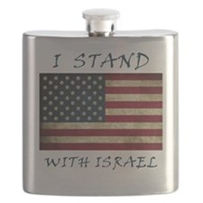 I Stand with Israel - bltrs Flask