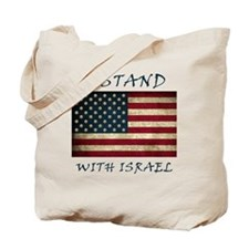 I Stand with Israel - bltrs Tote Bag
