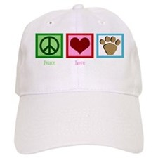 peacelovedogswh Baseball Cap