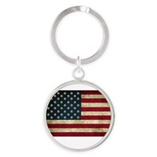 I Stand with Israel - wltrs Round Keychain