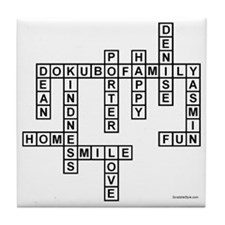 DOKUBO 2 Tile Coaster