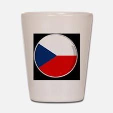 czech Shot Glass