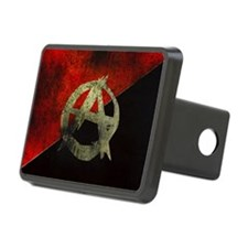 anarchy-symbol-flag Hitch Cover