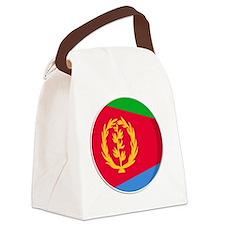 eritrea Canvas Lunch Bag