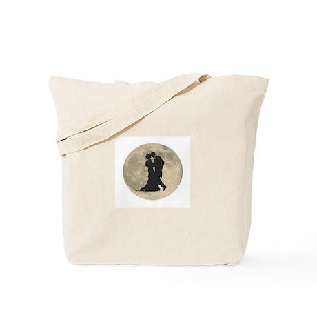 Ballroom Moon Dancers Tote Bag