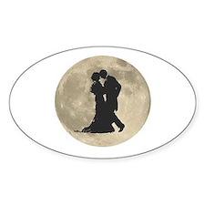 Ballroom Moon Dancers Decal