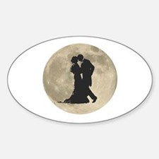 Ballroom Moon Dancers Stickers