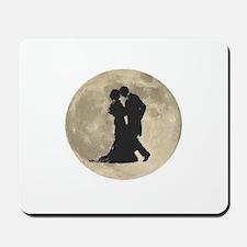 Ballroom Moon Dancers Mousepad