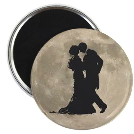 Ballroom Moon Dancers Magnet