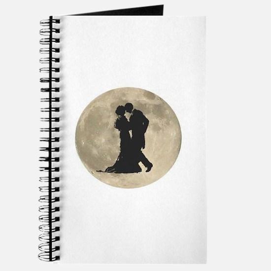 Ballroom Moon Dancers Journal