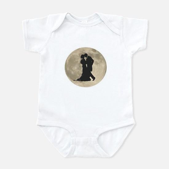 Ballroom Moon Dancers Infant Bodysuit