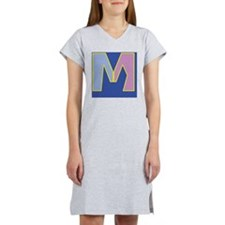 Traditional Marriage Large Women's Nightshirt
