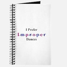 Improper Dances Journal
