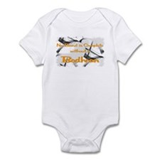 Bodhran Infant Bodysuit