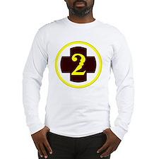 2d medical Long Sleeve T-Shirt