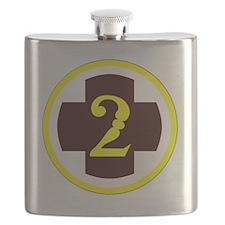 2d medical Flask