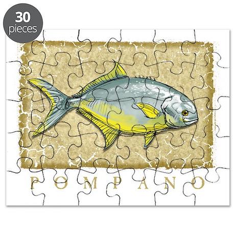Florida Pompano Puzzle