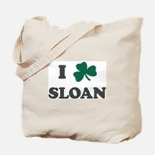 I Shamrock SLOAN Tote Bag
