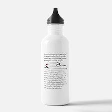 JetSki t-shirt 2 Water Bottle