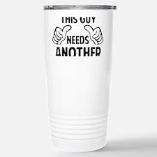 thisGuyBEERanother1B Travel Mug