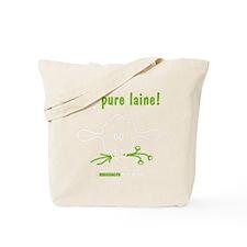 veg-pure-laine-fr-2-black Tote Bag