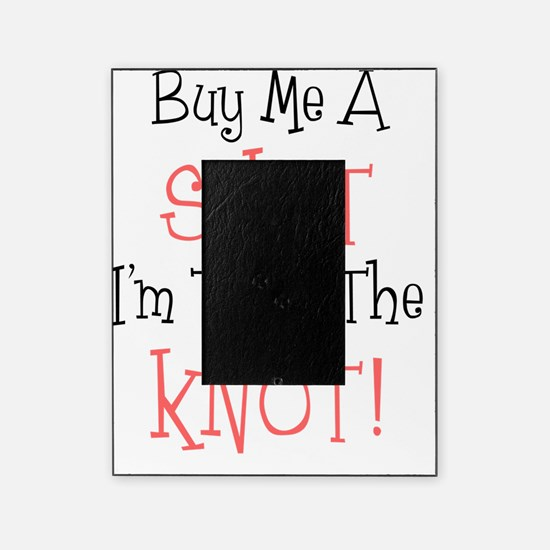 Buy Me A Shot Tying Knot Light Picture Frame
