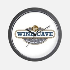 Wind Cave National Park Wall Clock