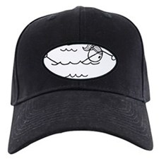 swim no words1.gif Baseball Hat