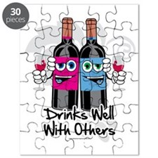 Drinks-Well-With-Others Puzzle