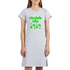 ukulele Women's Nightshirt