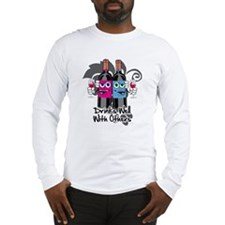 Drinks-Well-With-Others-blk Long Sleeve T-Shirt